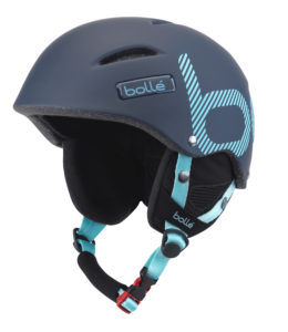 2017-18 Bolle B-Style Ski And Snowboard Helmet navy