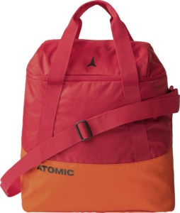 2017-18 Atomic 1 Pair Ski Boot Bag red