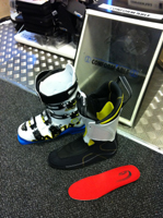 Ski Boot Liners Anything Technical