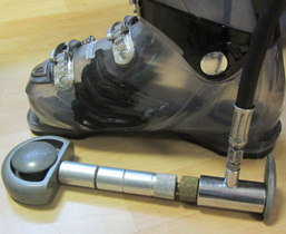 Ski Boot Stretcher Length Stretcher