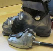 Ski Boot Toe BoxStretcher