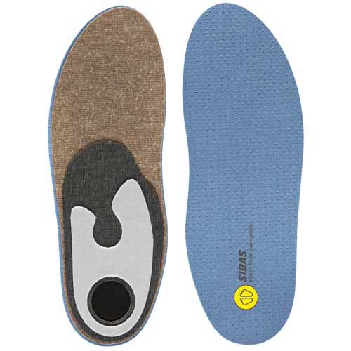 Sidas Conform'able Custom Multi Transflux Orthotic Insole