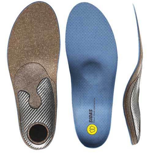 Sidas Conformable Multi Plus Premium Trekking Orthotic Insole