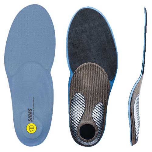 Sidas Conformable Run Plus Premium Orthotic Insole