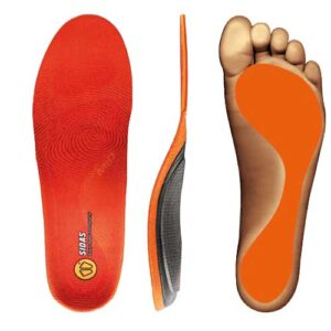 Sidas Conformable 3 Feet Winter Mid Arch Orthotic Insole