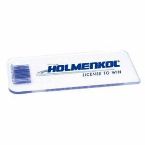 Holmenkol 3mm Plastic Ski Wax Scraper