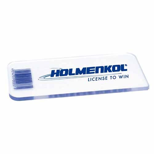 Holmenkol 5mm Plastic Ski Wax Scraper