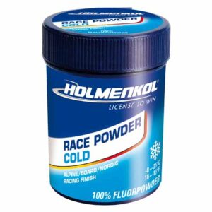 Holmenkol RacePowder Cold Ski Racing Powder