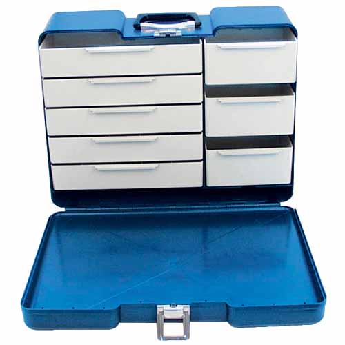 Holmenkol Ski And Snowboard Service Tools Box