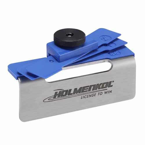 Holmenkol Steel Edge WorldCup Ski File Holder