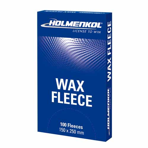 Holmenkol Ski Base Wax Fleece Sheets