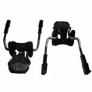 Rossignol Axium Saphir and Look TPi2 Ski Binding Brake 75mm