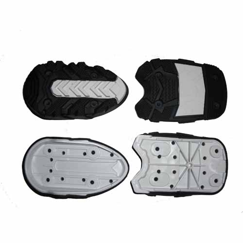Rossignol Rocker Soles For Alltrack Ski Boots Without Anti Slip Pad