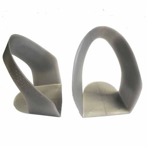 Ski Boot Heel Retainers and Volume Reducers