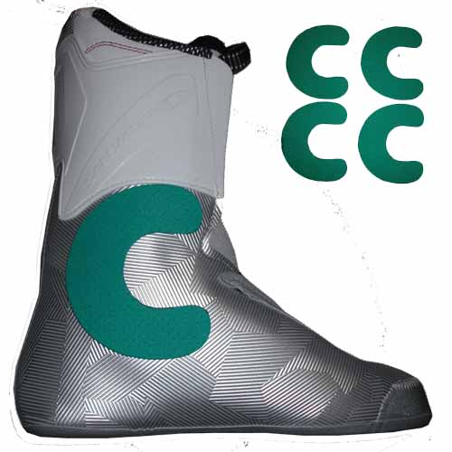 Sidas Horseshoe Ankle Padding Doughnut For Ski Boots