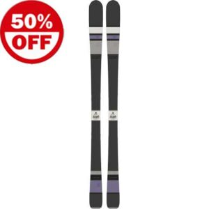 2014-15 Scott Black Majic Flat Top Ski White