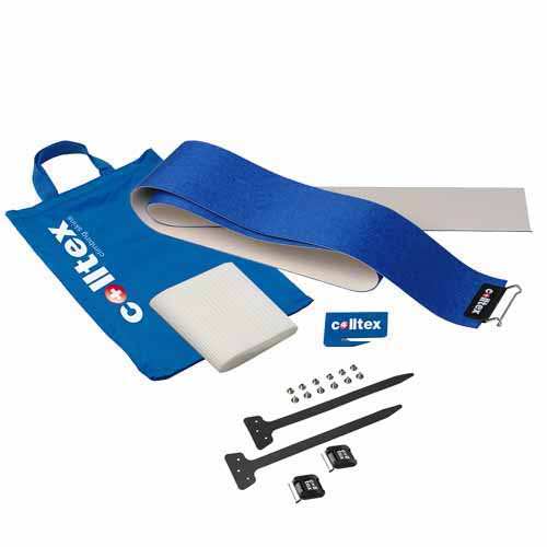 Colltex Camlock Plus Ski Climbing Skins with NR41 Bale