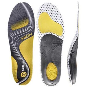 Sidas Conformable 3 Feet Activ High Arch Orthotic Insole