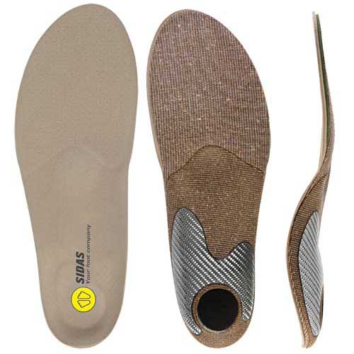 Sidas Conformable Outdoor Plus Premium Walking Orthotic Insole