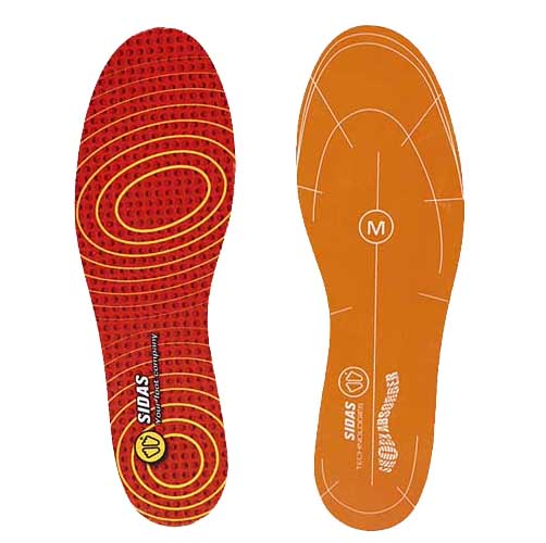 Sidas Conformable Sports Impact Reducer Insole