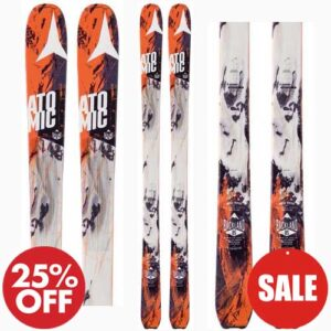 2015-16 Atomic Backland 85 Ski
