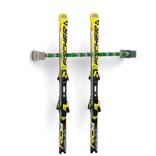 Wintersteiger Wall Mounted 6 Pair Ski Rack