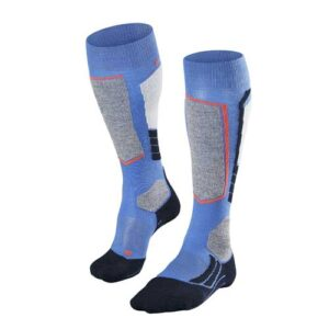 2015-16 Falke SK2 Womens Ski Sock Muscari Blue