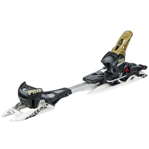 Fritschi Diamir Freeride Pro XL Ski Binding 115mm Brake Olive