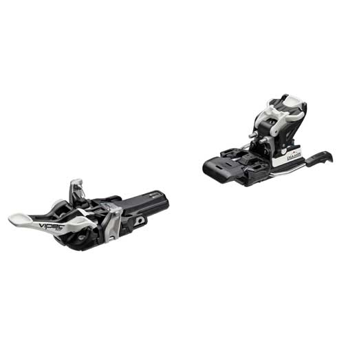 Fritschi Diamir Vipec 12 Ski Touring Binding Black 90mm Brake