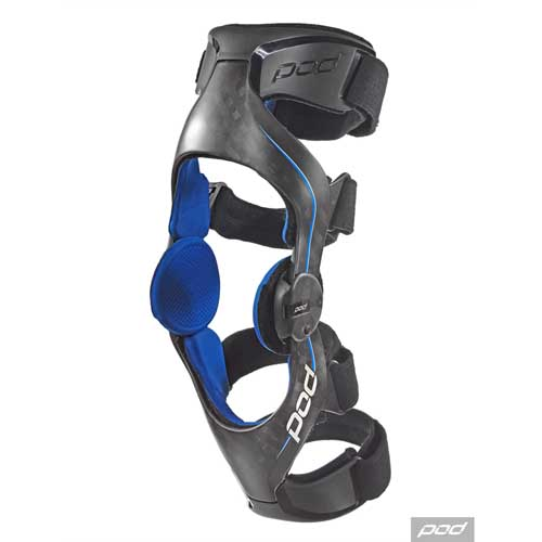 Pod K8 Carbon Multisport Knee Brace Left Anything Technical