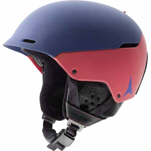 Atomic Automatic LF 3D Ski and Snowboard Helmet shade