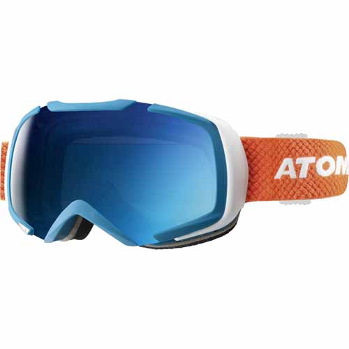 Atomic Revel S Racing Ski Goggle blue