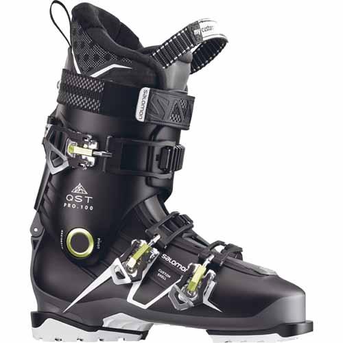 Salomon QST Pro 100 Mens Ski Boot
