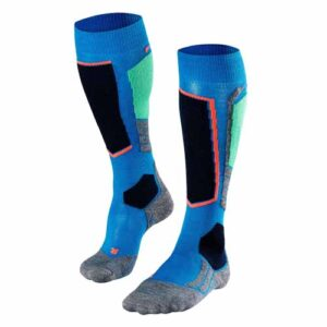 2016-17 Falke SK2 Womens Ski Sock kingfisher