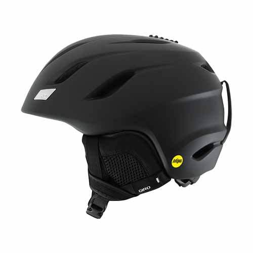Giro Nine MIPS Ski and Snowboard Helmet matt black