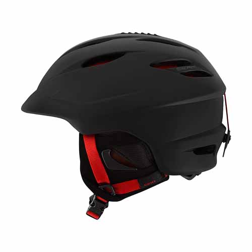 Giro Seam Ski And Snowboard Helmet matt black