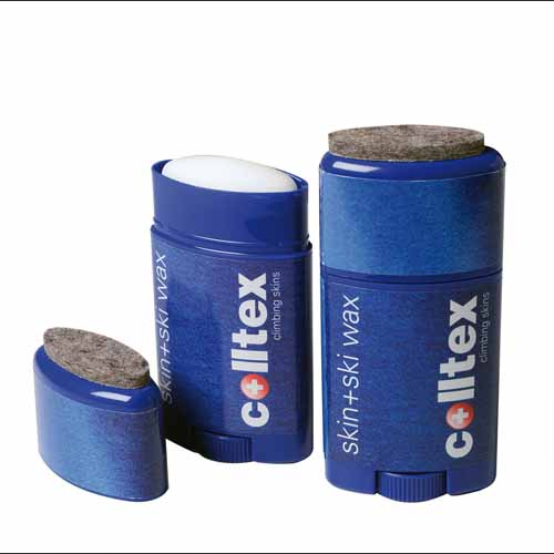 Colltex Skin & Ski Wax for touring skis and skins