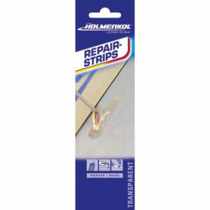 Holmenkol Ski and Snowboard Base Repair Strips Trans