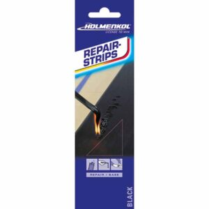 Holmenkol Ski and Snowboard Base Repair Strips Black