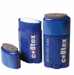Colltex Skin and Ski Wax for touring skis and skins