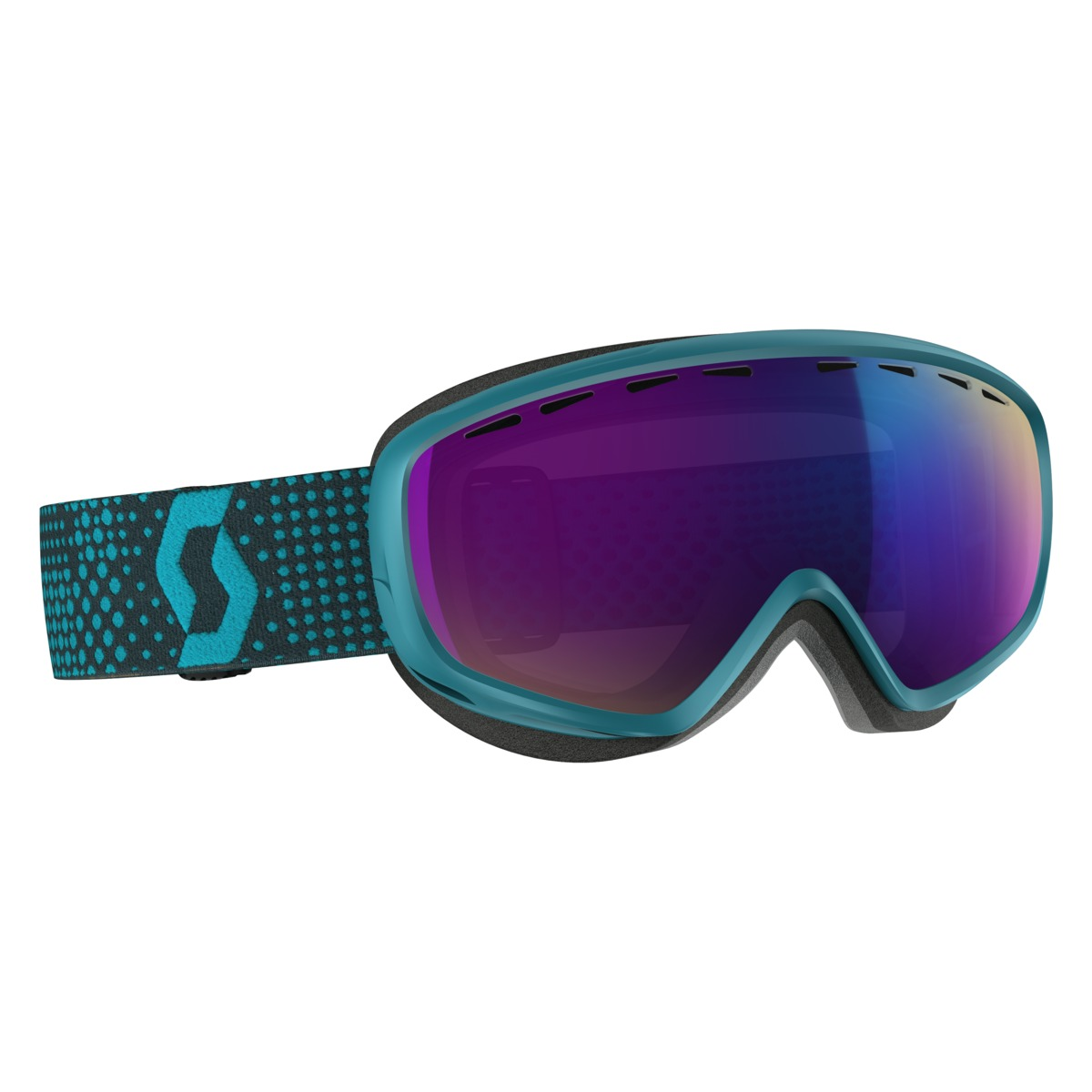 2017 18 Scott Dana Amplifier Womens Ski Goggle Anything