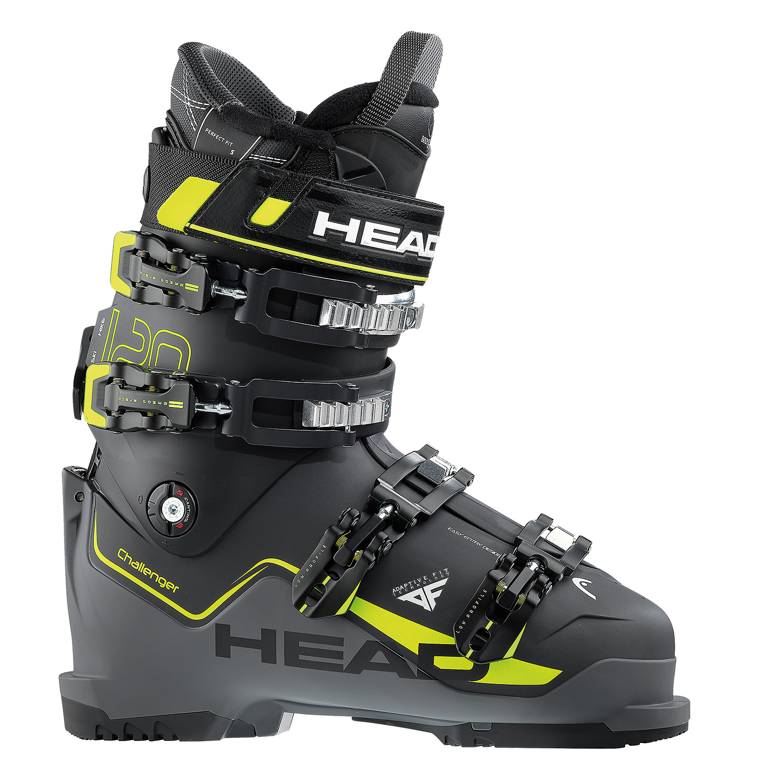 8ba84dde1e 2017-18 Salomon QST Pro 130 TR Mens Ski Boot - Anything Technical