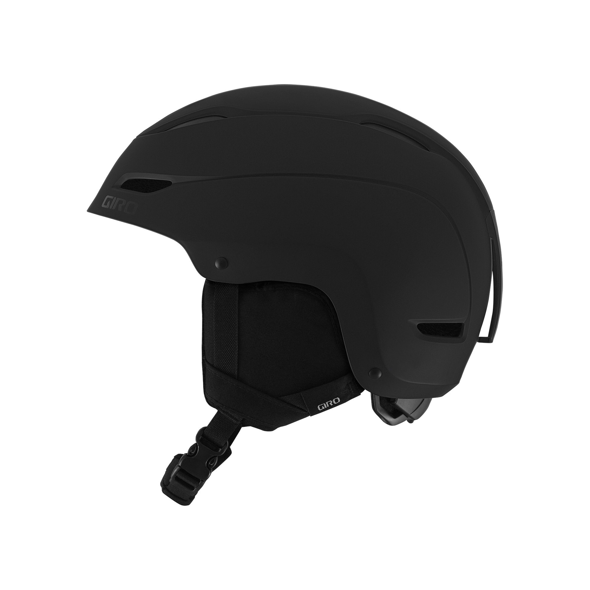 2017-18 Giro Ratio Ski Helmet Matte Black