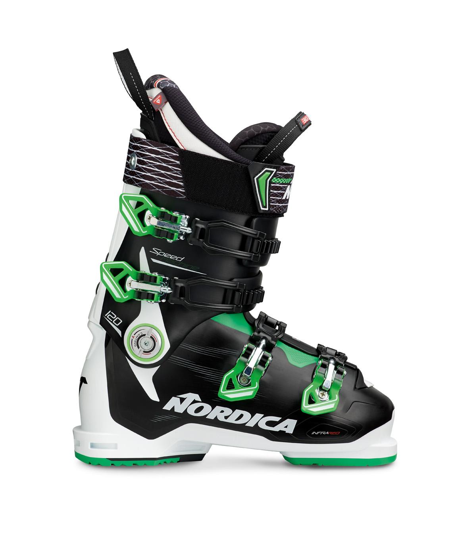 2017 18 Nordica Speedmachine 120 Alpine Ski Boot