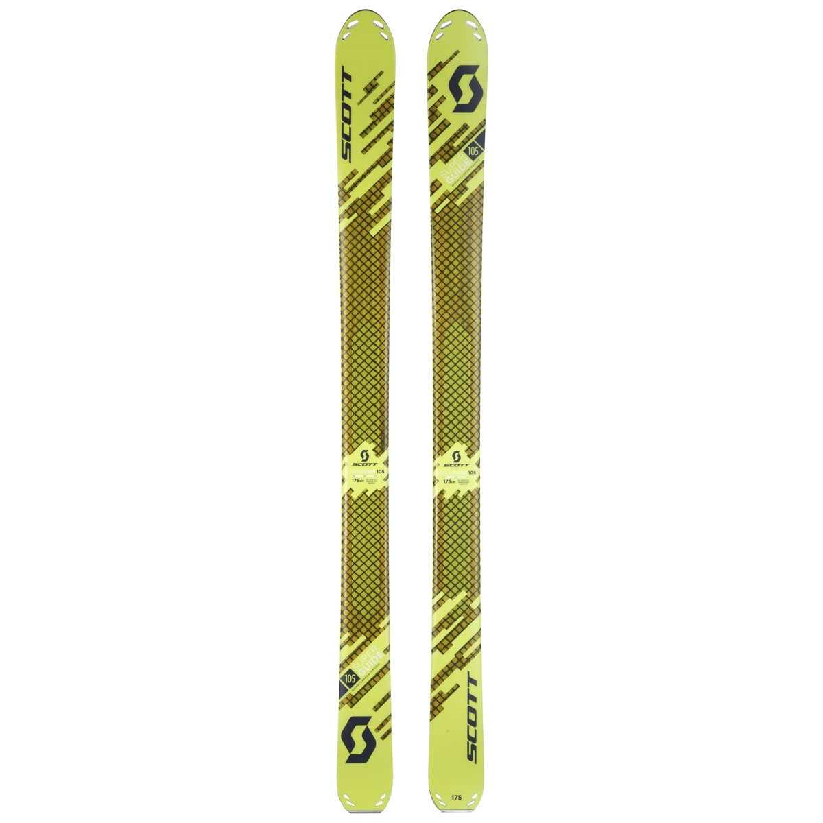 2017-18 Scott Superguide 105 Ski Touring And Backcountry Ski