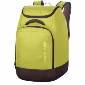 2017-18 Dakine 50L Ski Boot Back Pack dark citron