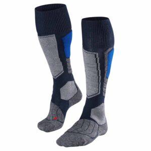 2017-18 Falke SK1 Mens Ski Sock space blue