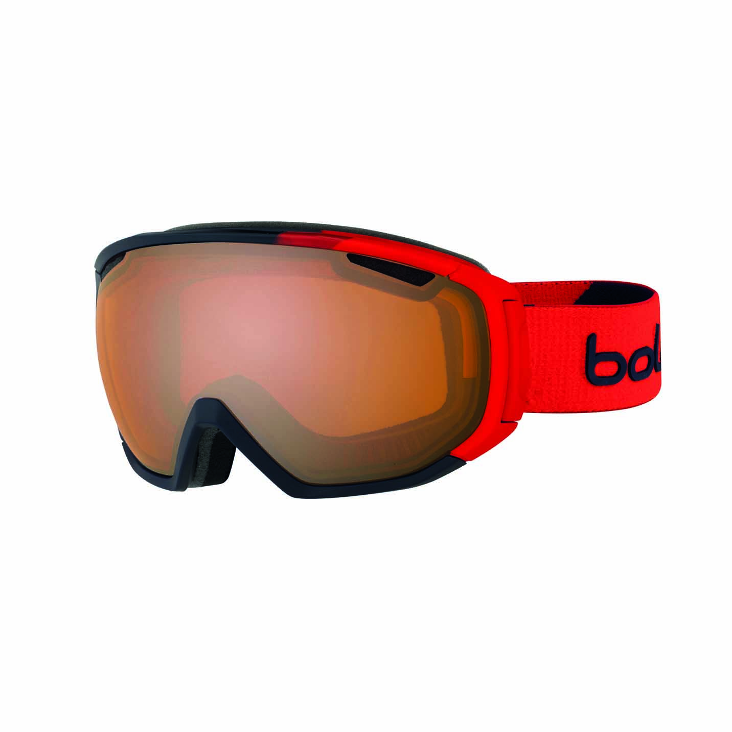 2017-18 Bolle Tsar Ski And Snowboard Goggle matte red