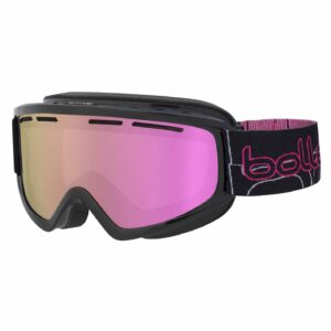 2017-18 Bolle Schuss Ski And Snowboard Goggle rose gold