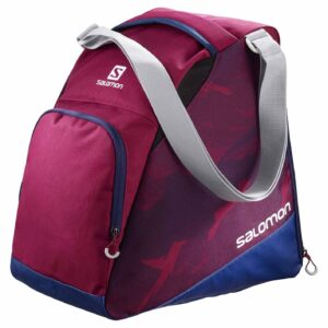 2017-18 Salomon Extend Ski Boot Gear Bag red